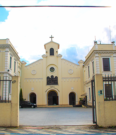 Igreja no Ipiranga