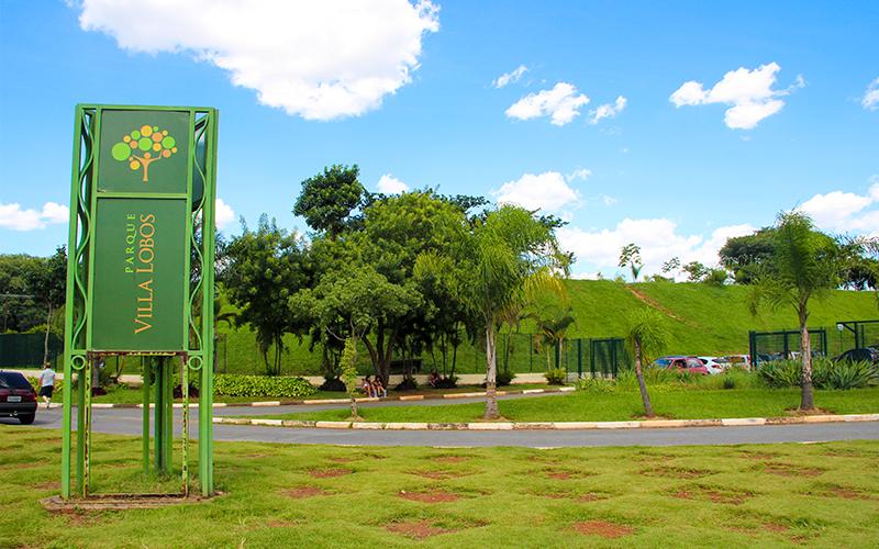 Vista Parque Villa Lobos