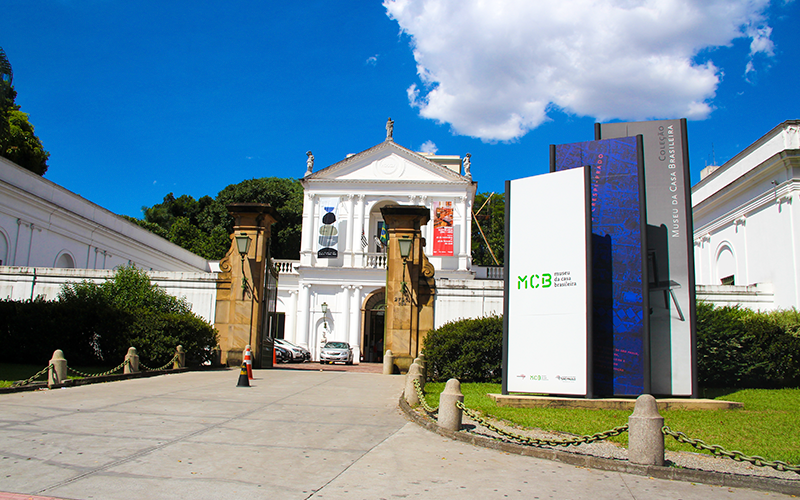 Museu da Casa Brasileira localizado em Pinheiros