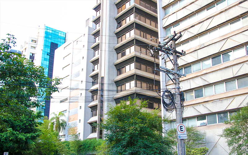 Edifício Comercial na Paulista