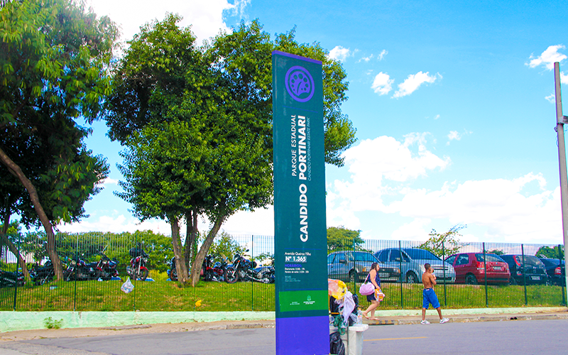 Parque Estadual Cândido Portinari