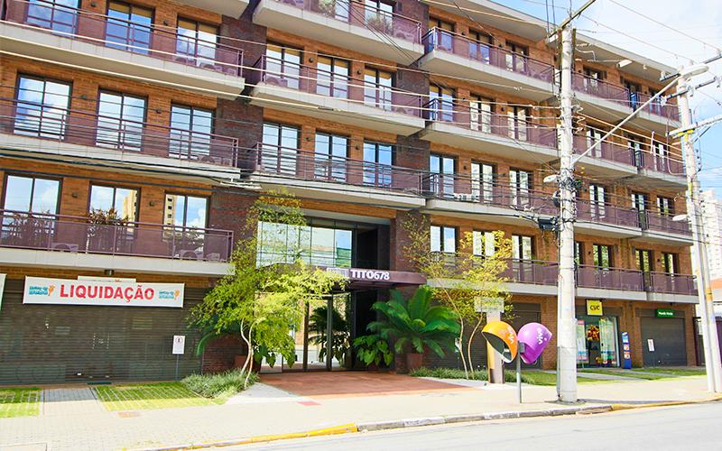 Rua Tito, Centro Comercial da Lapa