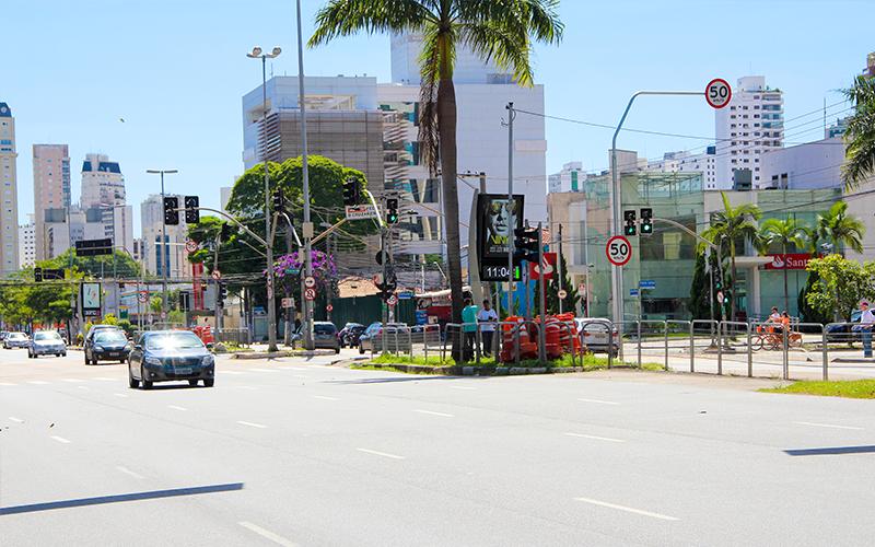 Rua do Itaim Bibi